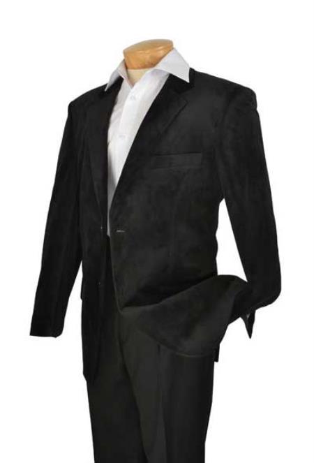 Mens High Fashion Slim Fit velvet velvet sportcoat