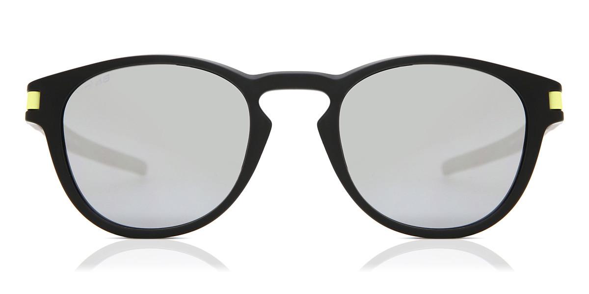 Oakley OO9265 LATCH 926521 Mens Sunglasses Black Size 53