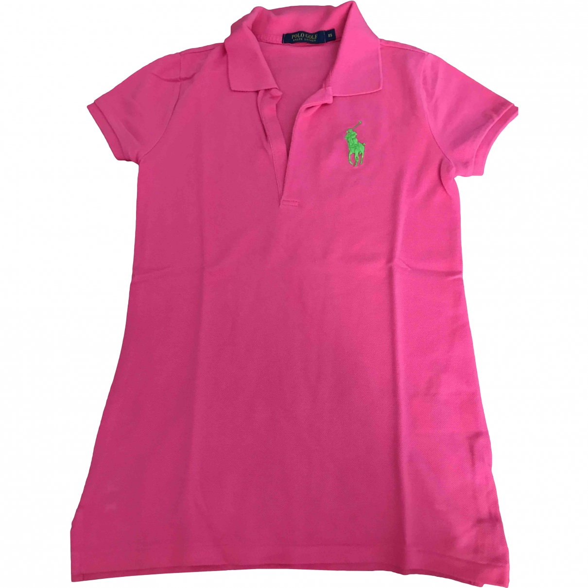 Polo Ralph Lauren - Top   pour femme en coton - rose