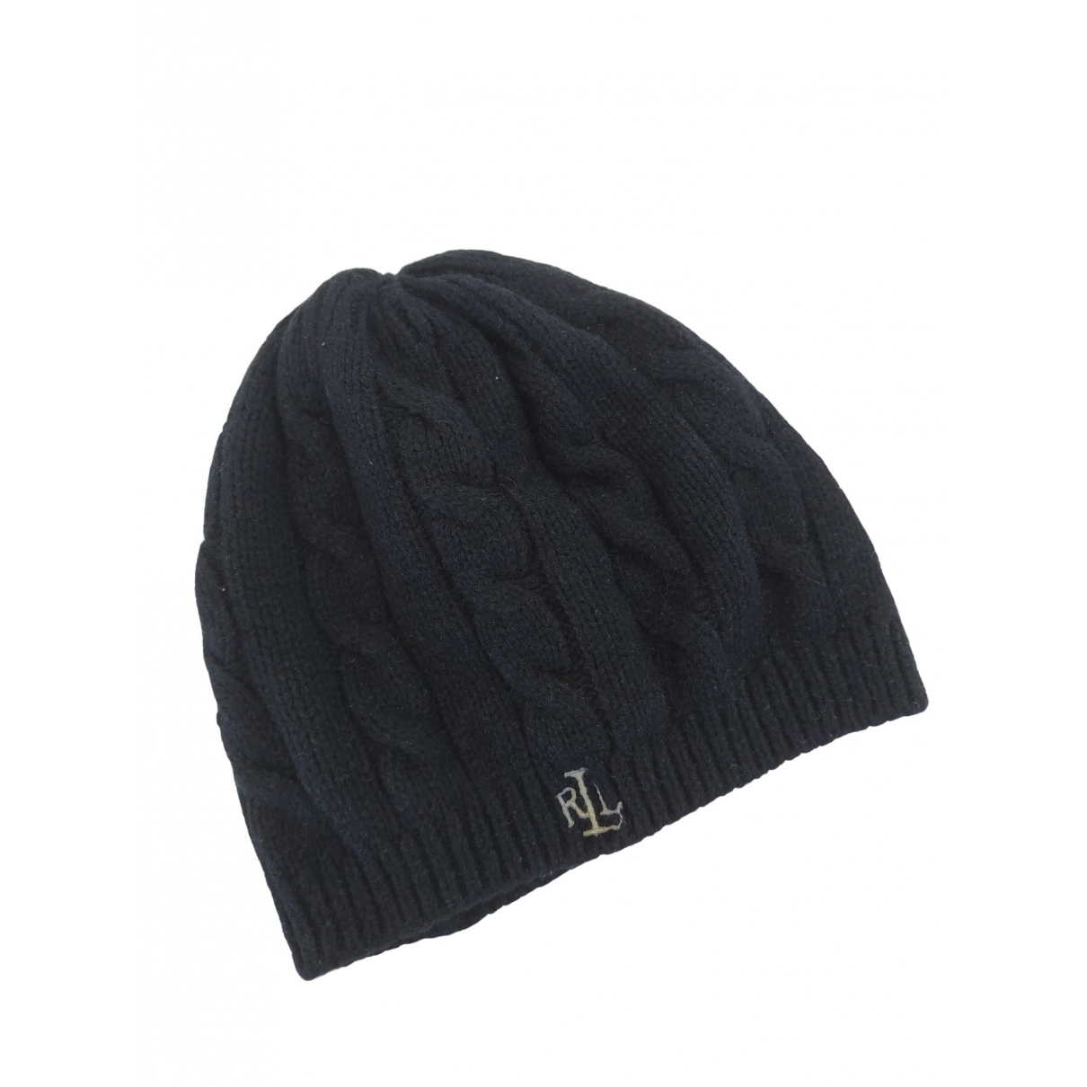 Lauren Ralph Lauren \N Black Wool hat for Women M International