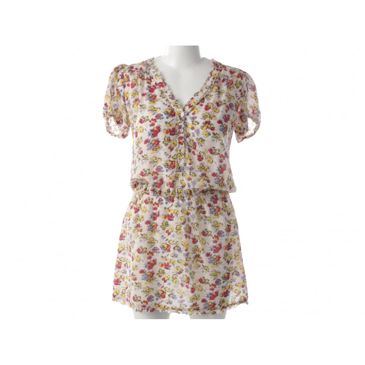 Zadig & Voltaire - Robe   pour femme en soie - multicolore