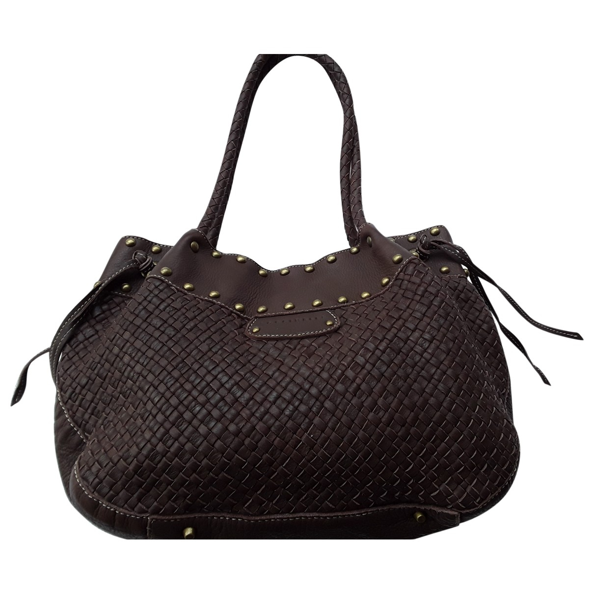 Coccinelle N Brown Fur handbag for Women N