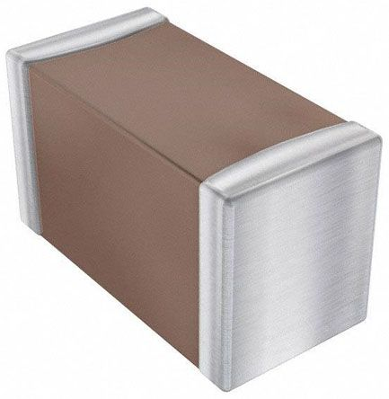 AVX 0603 (1608M) 10pF Multilayer Ceramic Capacitor MLCC 100V dc ±1% SMD 06031A100FAT2A (4000)