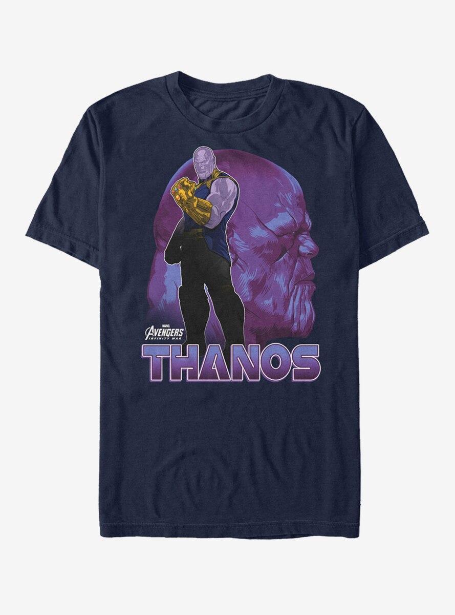 Marvel Avengers: Infinity War Thanos View T-Shirt