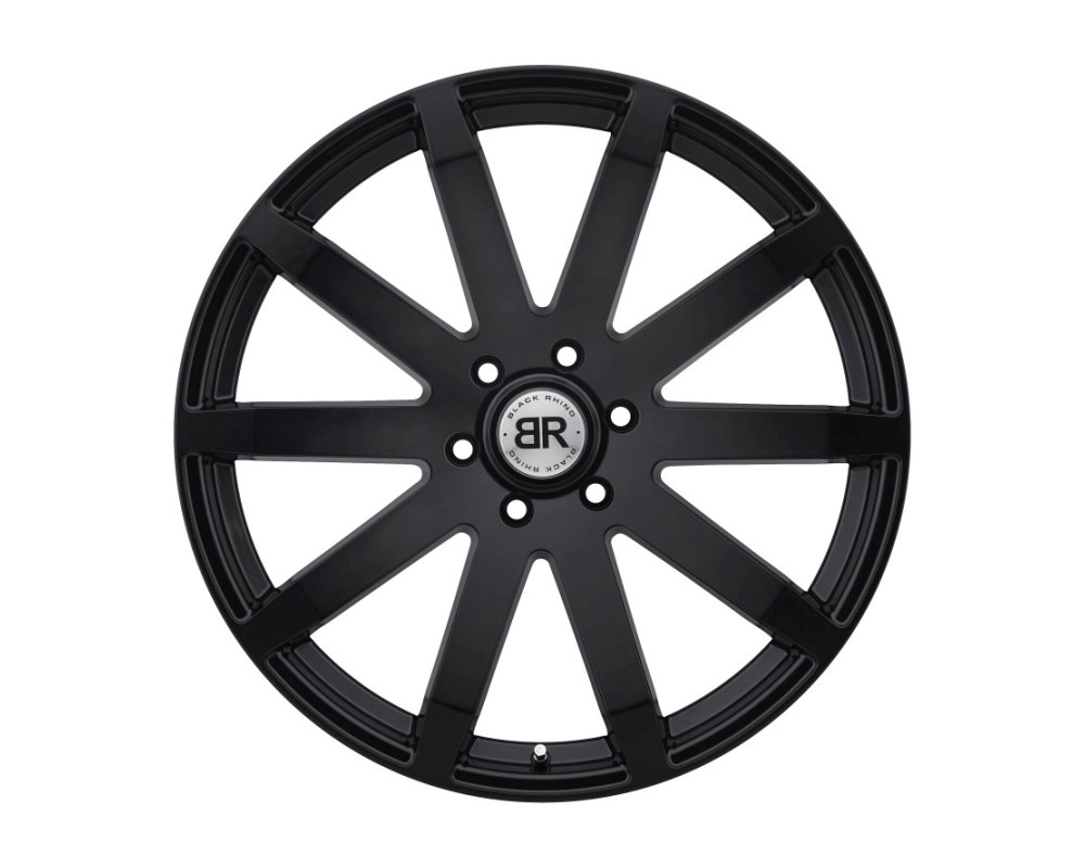Black Rhino Traverse Matte Black Wheel 20x9 6x139.70|6x5.5 15mm  CB112