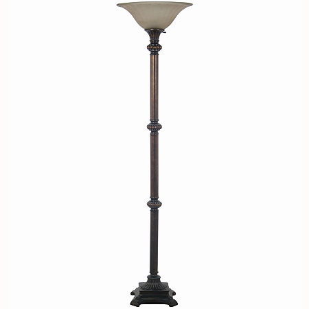 JCPenney Home Poly Floor Lamp, One Size , Yellow