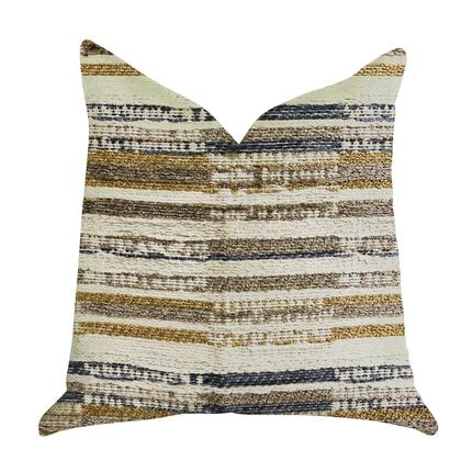 Oyster Collection PBRA1333-1616-DP Double sided  16 x 16 Plutus Lombardi Lane Luxury Throw