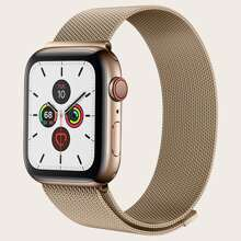 Solid Metal iWatch Band