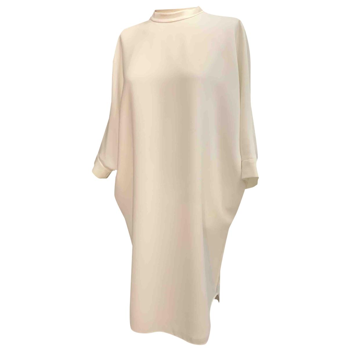 Alexander Wang - Robe   pour femme en soie - blanc