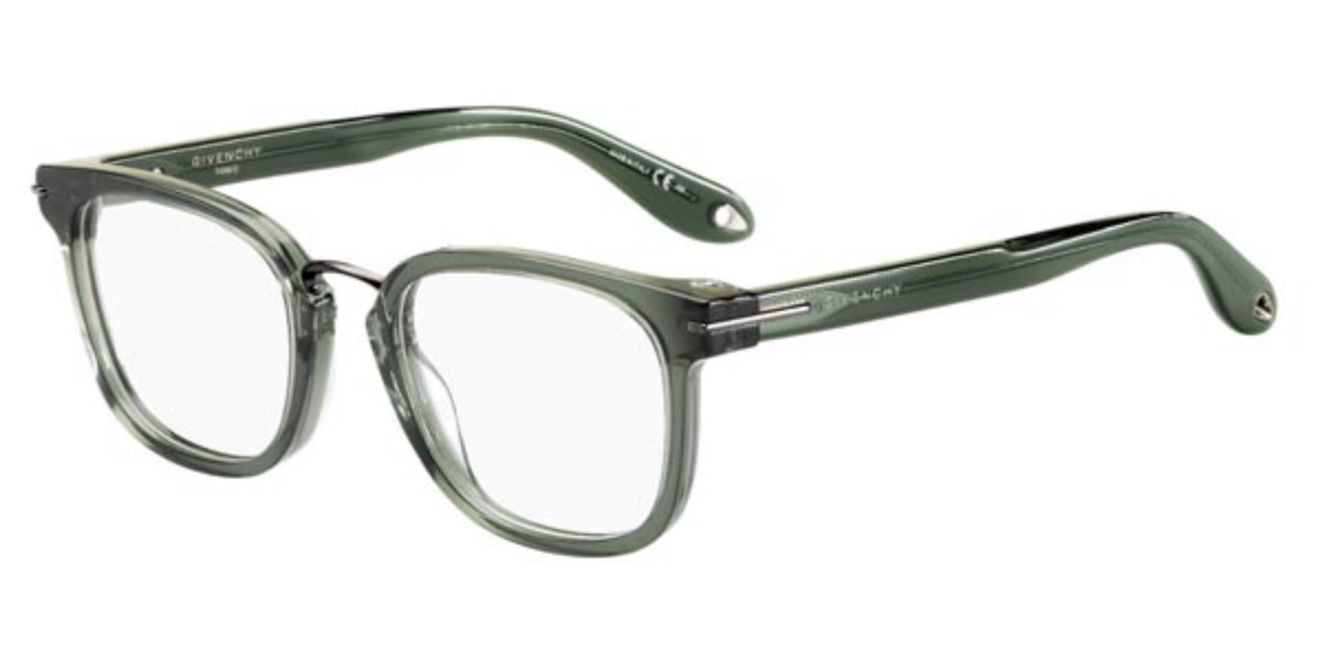 Givenchy GV 0033 4RT Men's Glasses Clear Size 51 - Free Lenses - HSA/FSA Insurance - Blue Light Block Available
