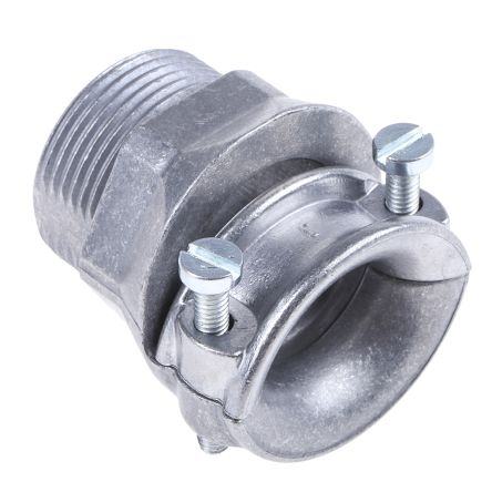 HARTING Cable Glands Metal, For Use With Heavy Duty Power Connectors, Standard Han Hoods and Housings