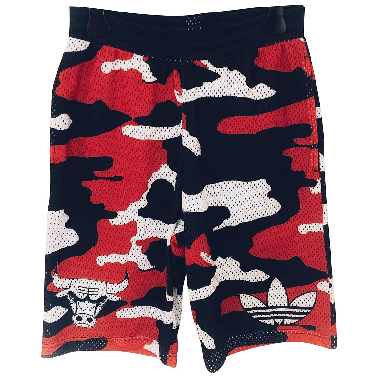 Adidas \N Shorts in  Bunt Baumwolle