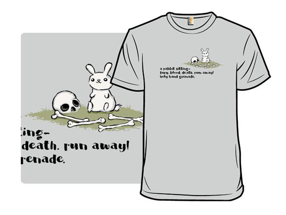 Rabbit Haiku T Shirt