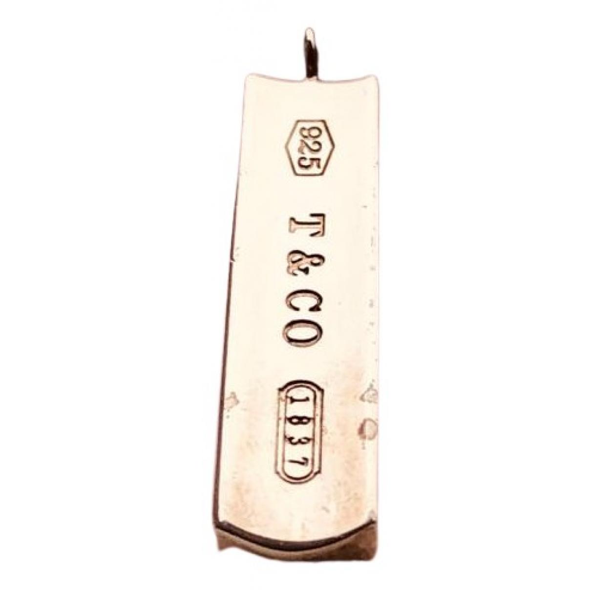 Tiffany & Co Tiffany 1837 Anhaenger in  Metallic Silber
