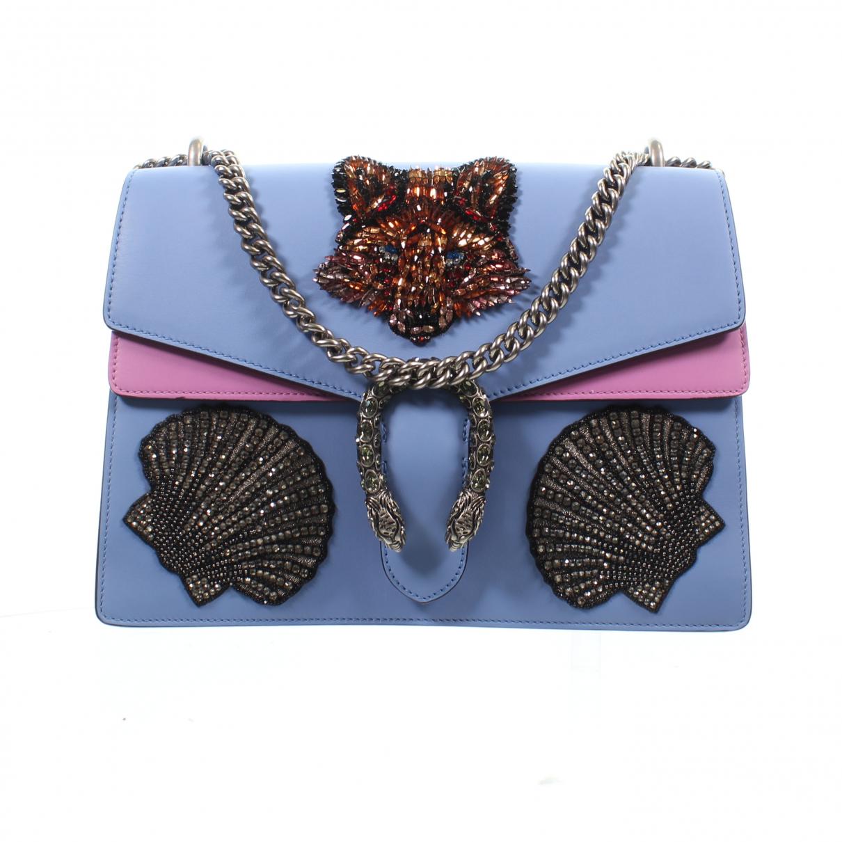 Gucci Dionysus Multicolour Leather handbag for Women N