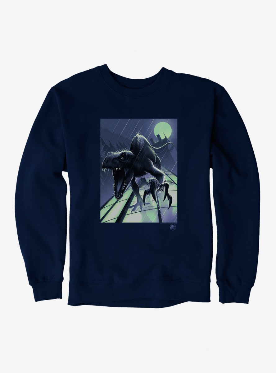 Jurassic World Blue To The Rescue Sweatshirt
