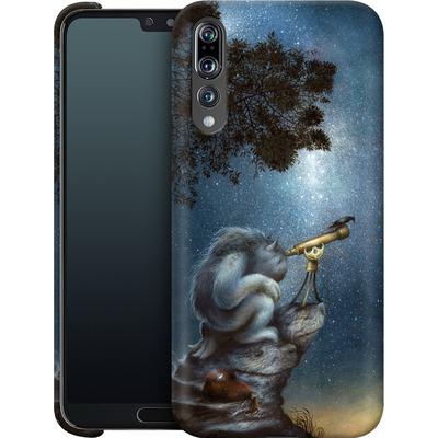 Huawei P20 Pro Smartphone Huelle - Cosmic Wanderer von Dan May