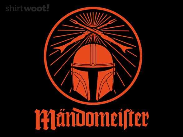 Mandomeister T Shirt