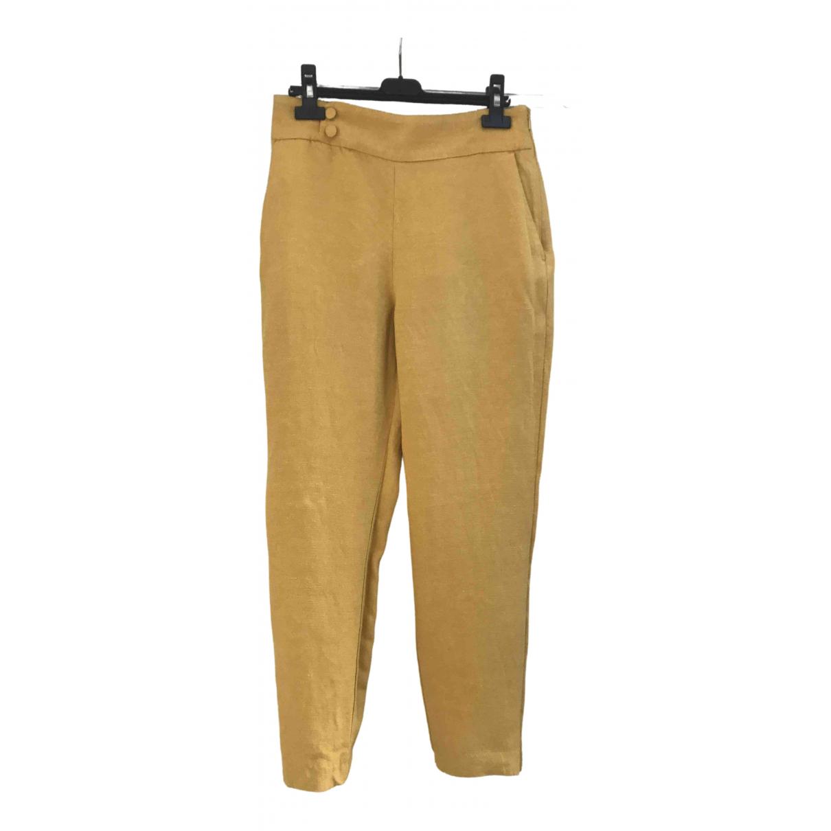 Pantalon zanahoria Fall Winter 2019 Sezane