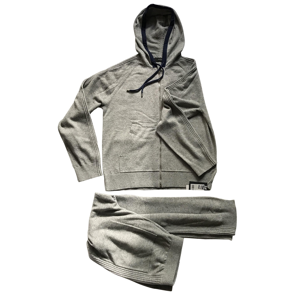 Joseph \N Pullover.Westen.Sweatshirts  in  Grau Kaschmir
