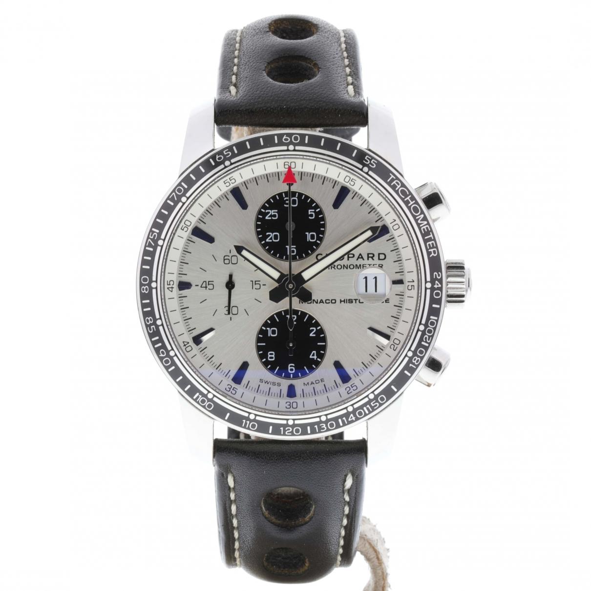 Chopard Mille Miglia  Uhr in  Silber Stahl