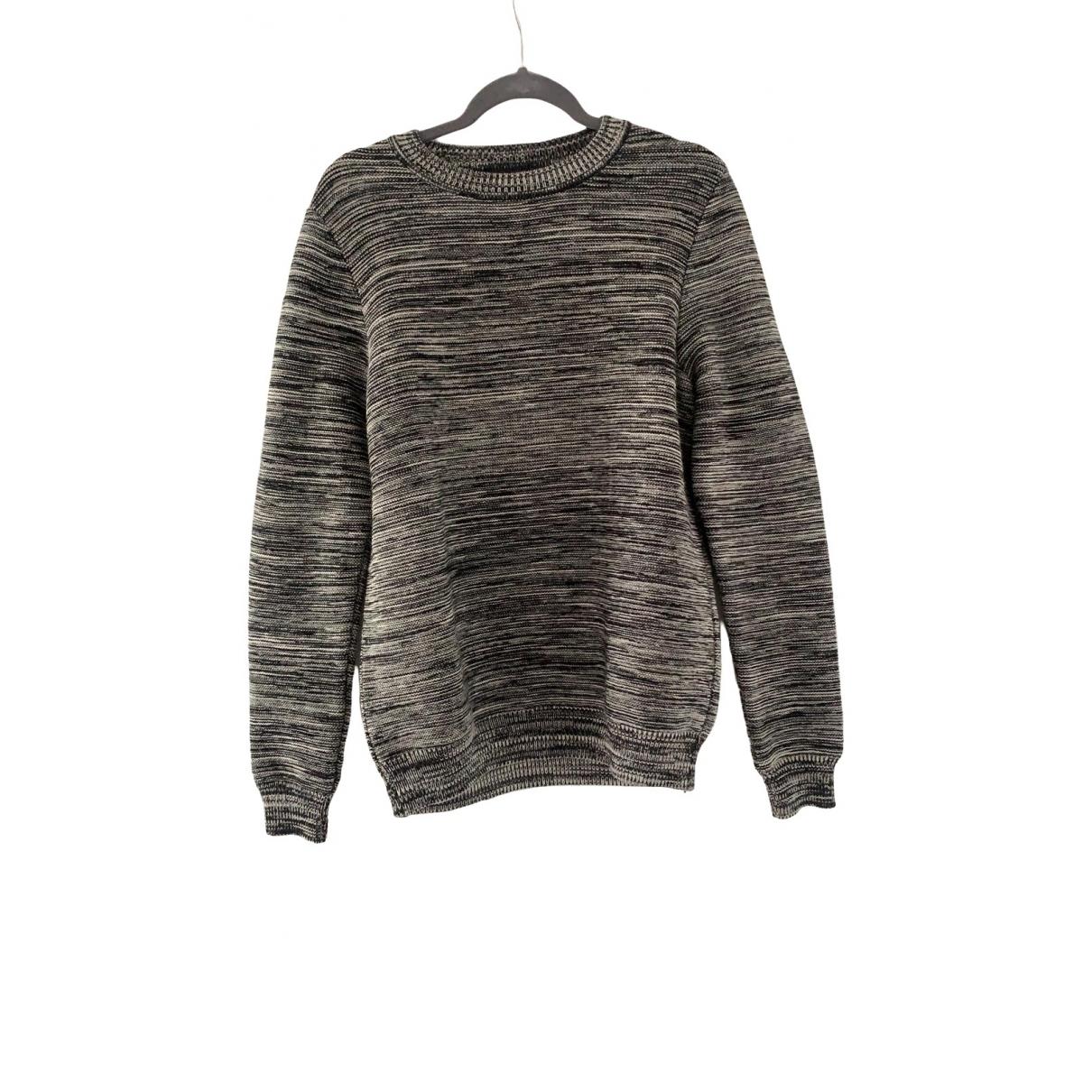 Harmony - Pulls.Gilets.Sweats   pour homme en laine - noir