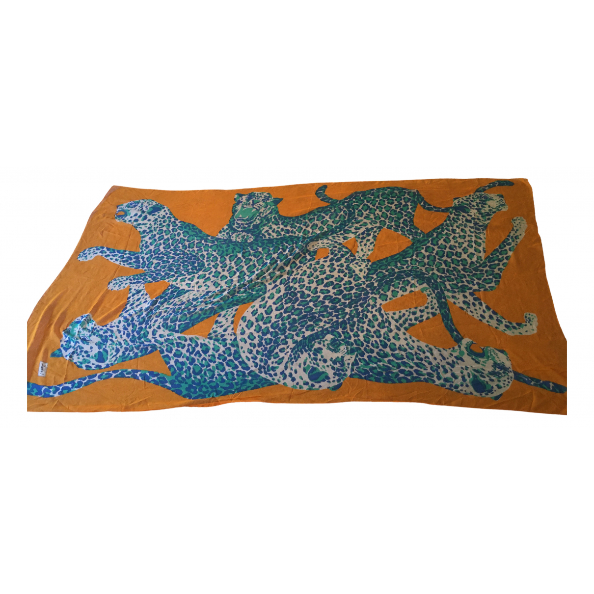 Yves Saint Laurent \N Silk scarf for Women \N