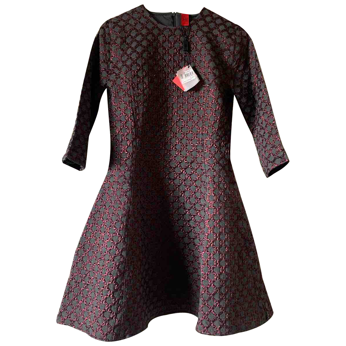 Jijil \N Kleid in  Anthrazit Polyester
