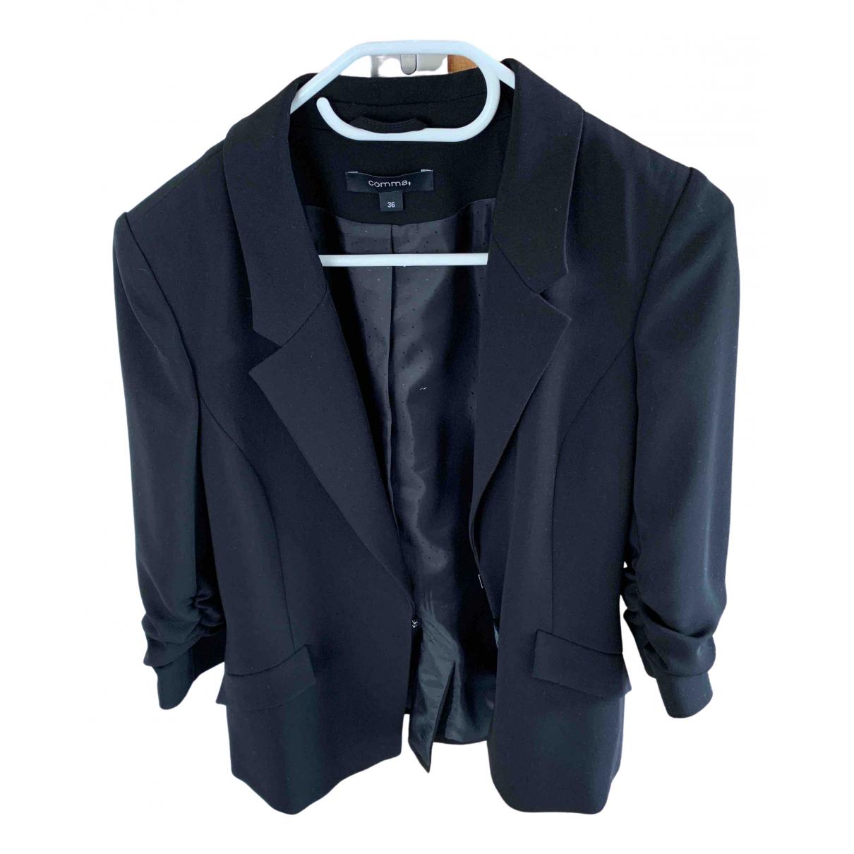 Comma \N Black jacket for Women S International