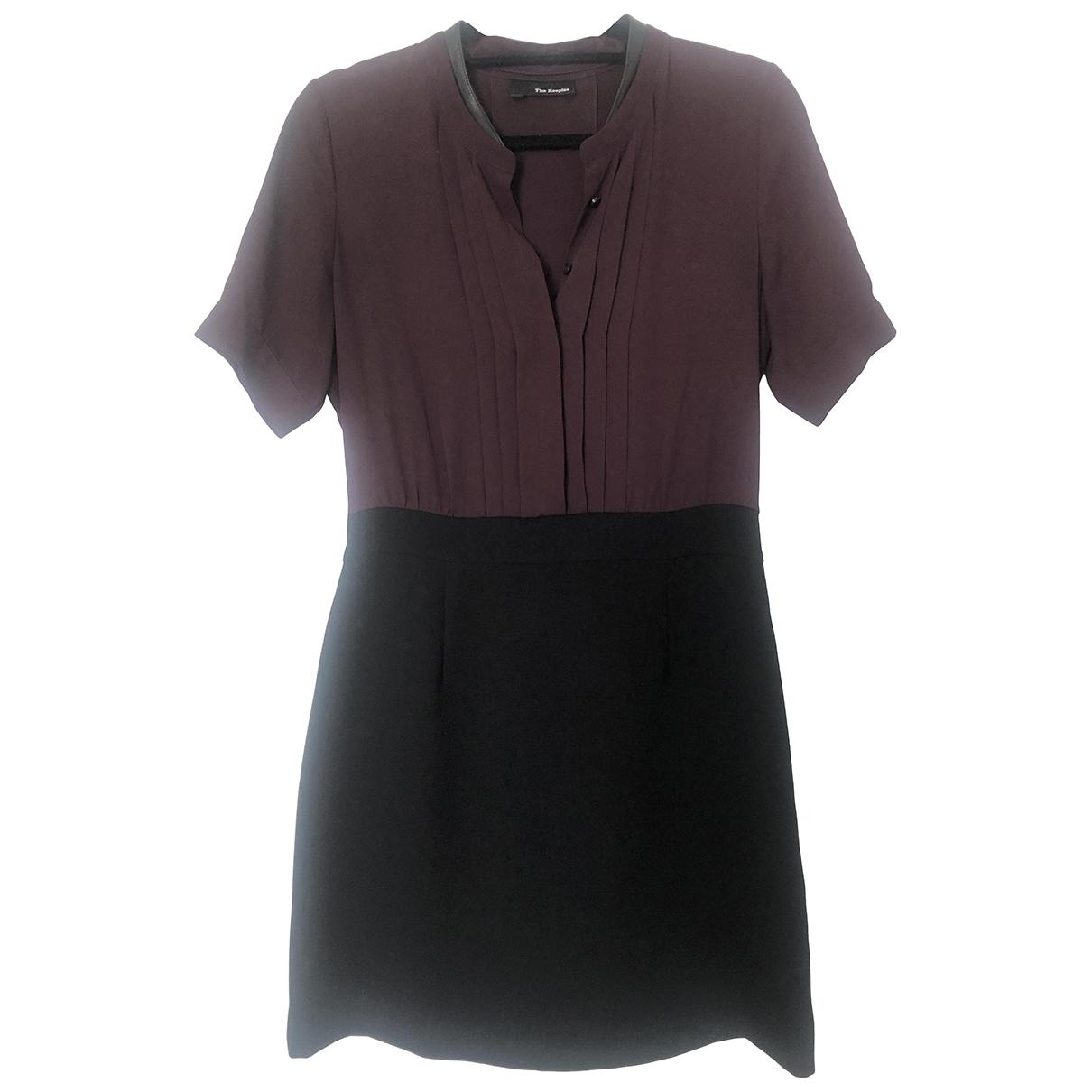 The Kooples Fall Winter 2019 Burgundy dress for Women M International