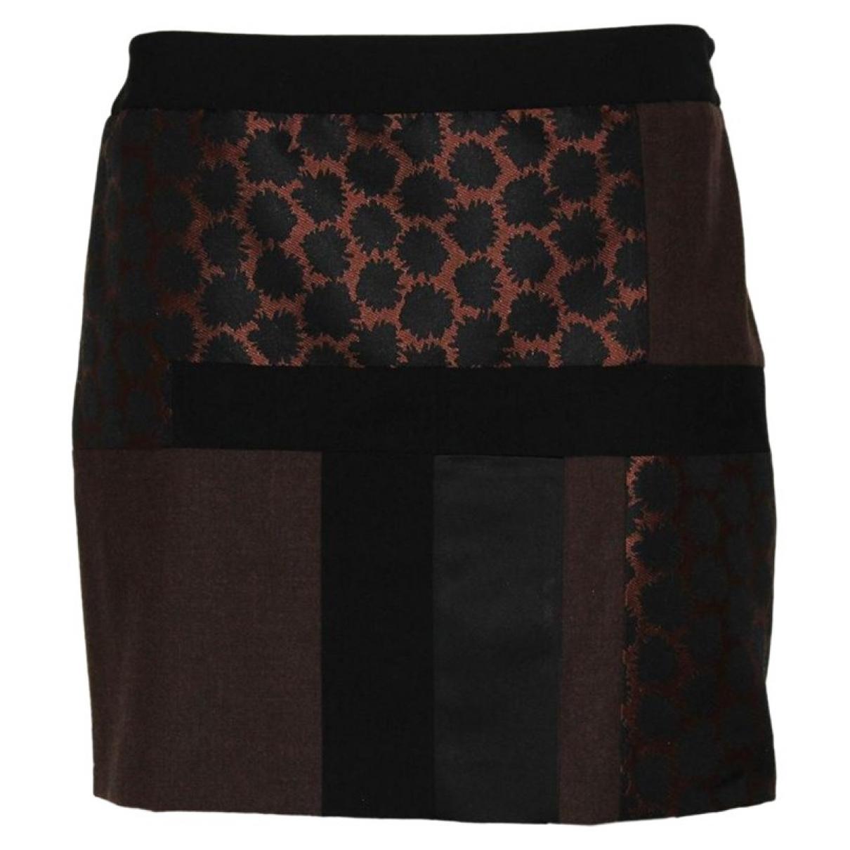 Donna Karan - Jupe   pour femme en laine