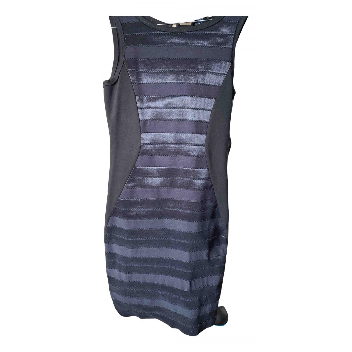 Markus Lupfer \N Kleid in  Schwarz Polyester