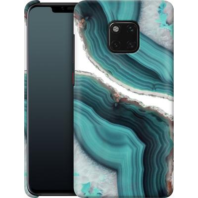 Huawei Mate 20 Pro Smartphone Huelle - Sea Agate von Emanuela Carratoni