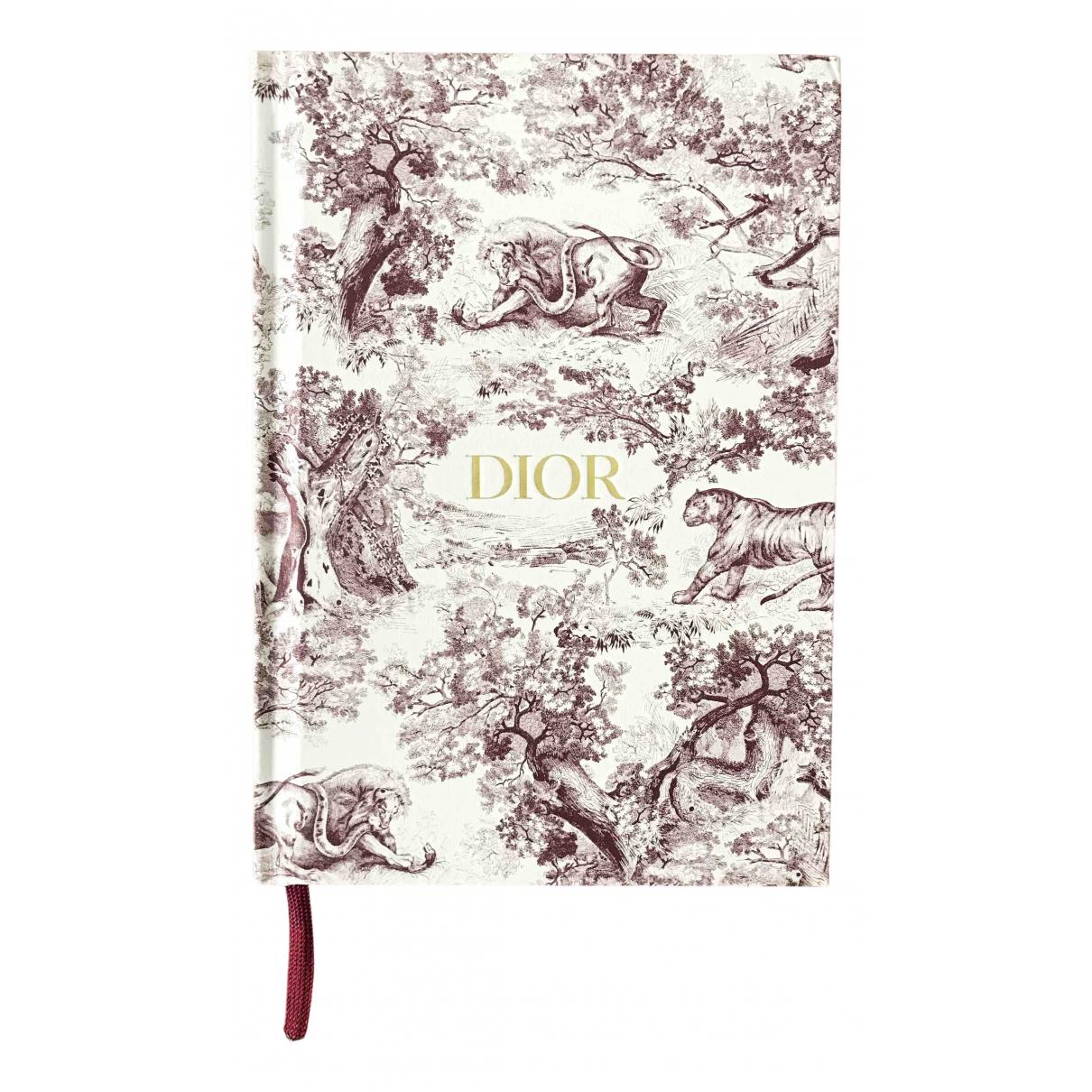 Dior - Objets & Deco   pour lifestyle en coton - elasthane - beige