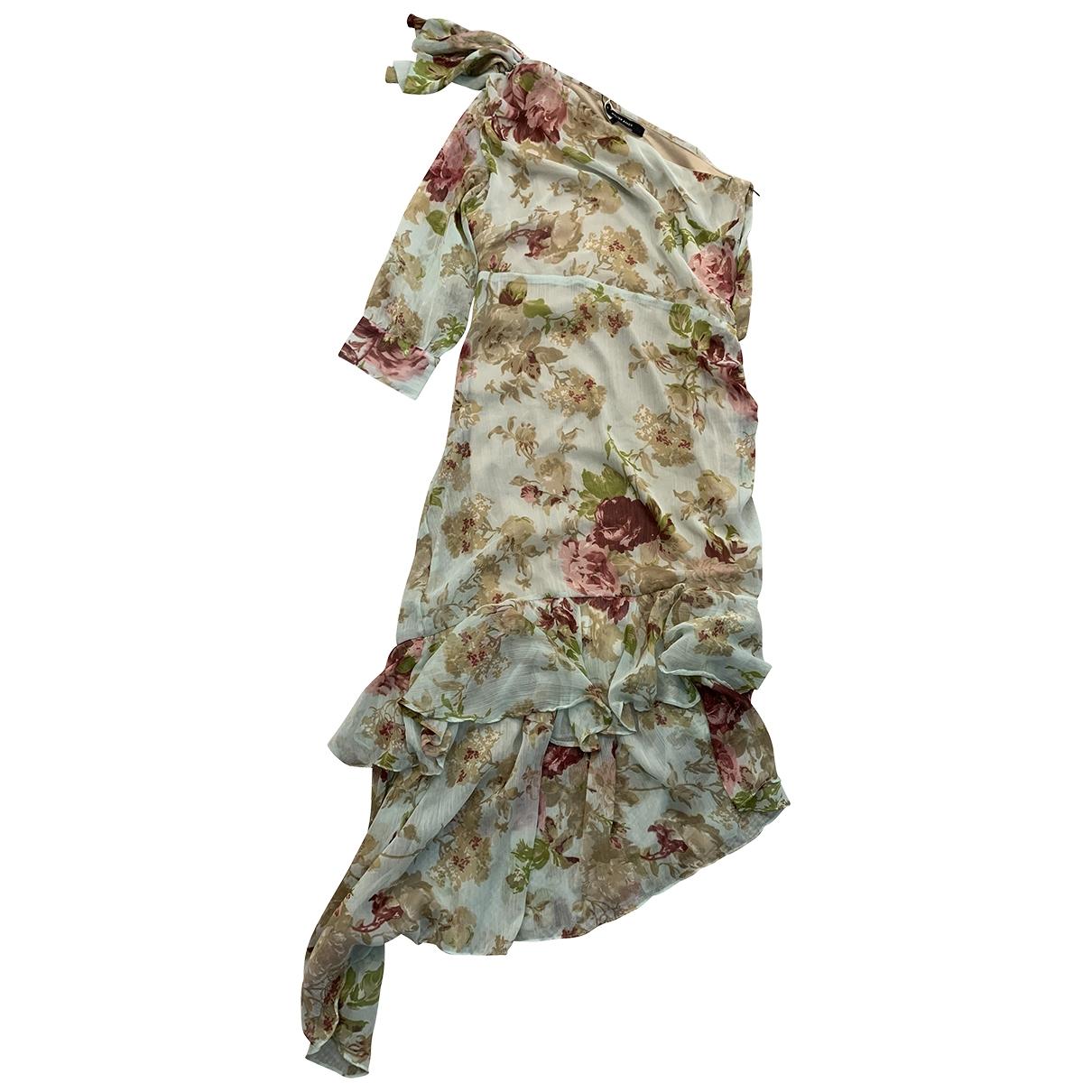 Walter Baker \N Kleid in  Bunt Polyester