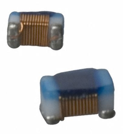 Murata , LQW18CN_00, 1608 Wire-wound SMD Inductor with a Ferrite Core, 330 nH ±5% Wire-Wound 630mA Idc (20)