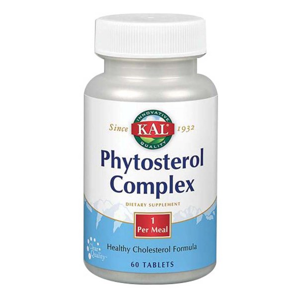 Phytosterol Complex 60 Tabs by Kal