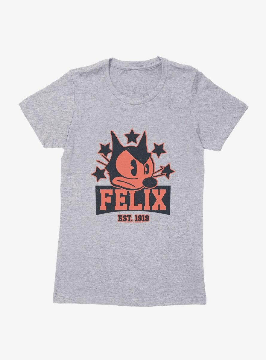 Felix The Cat Est. 1919 Womens T-Shirt