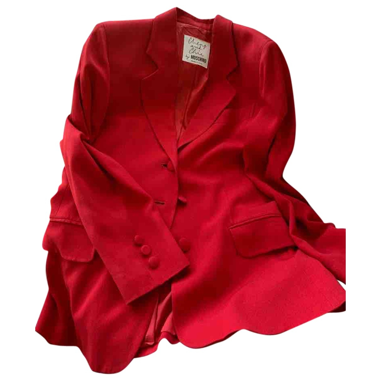 Moschino Cheap And Chic \N Red dress for Women 44 IT