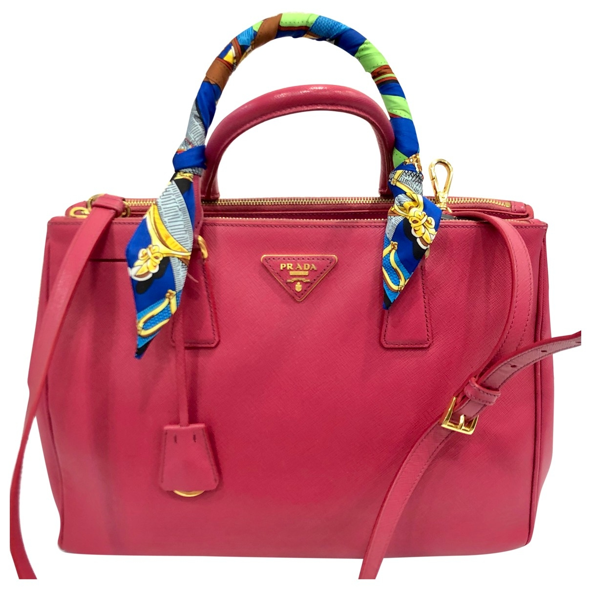 Prada Galleria Leather handbag for Women \N