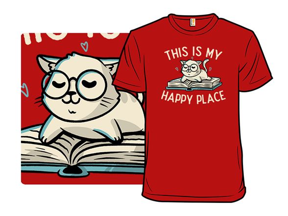 This Is My Happy Place T Shirt