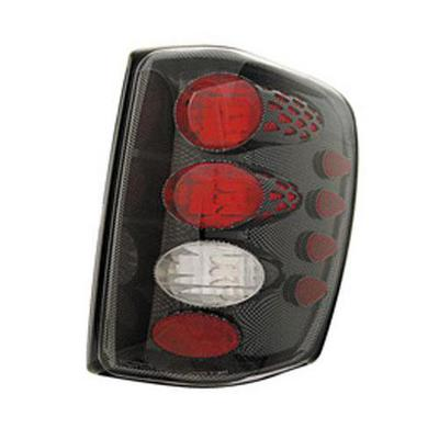 In Pro Carwear Crystal Clear Tail Lamps - CWT-CE5002CF