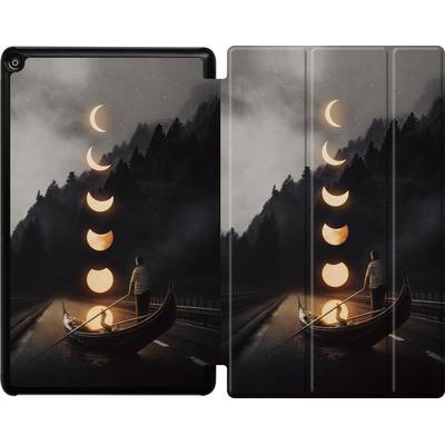 Amazon Fire HD 10 (2017) Tablet Smart Case - Moon Ride von Enkel Dika