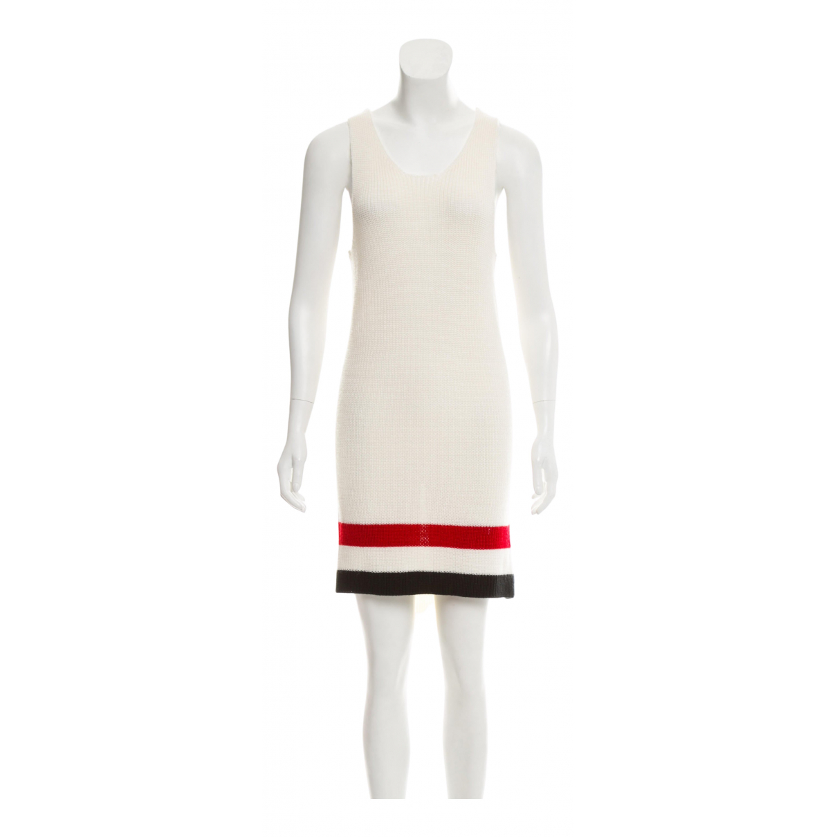 Thom Browne - Robe   pour femme en coton - multicolore