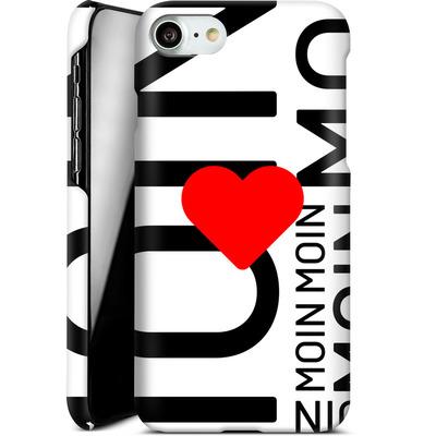Apple iPhone 7 Smartphone Huelle - Moin Moin von caseable Designs