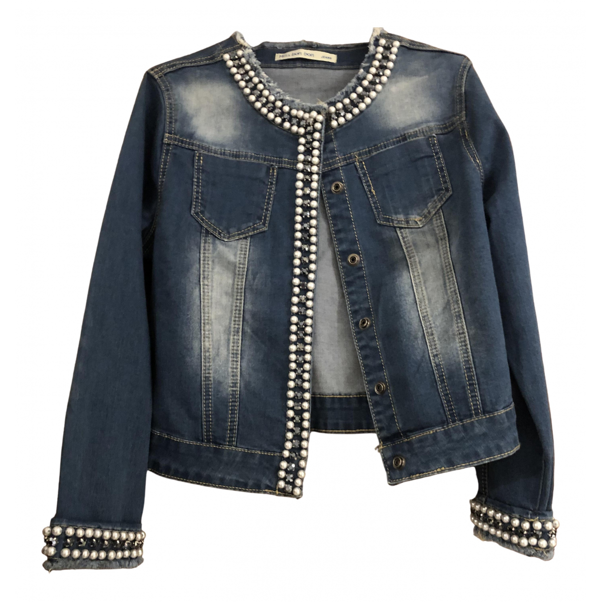 Non Signé / Unsigned \N Cotton jacket for Women M International