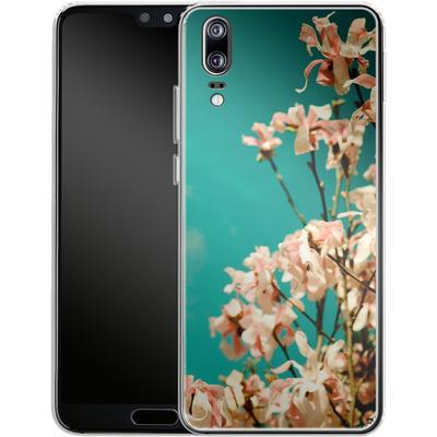 Huawei P20 Silikon Handyhuelle - Spring Kingwood von Joy StClaire