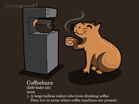 Coffeebara T Shirt