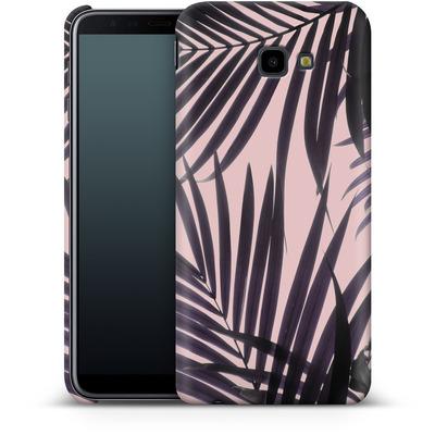 Samsung Galaxy J4 Plus Smartphone Huelle - Delicate Jungle Theme von Emanuela Carratoni
