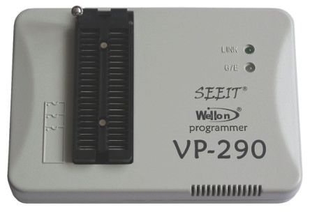 Seeit VERYPRO-290, Universal Programmer for Logic Devices, Memory Devices, Microcontrollers, PLD VERYPRO-290
